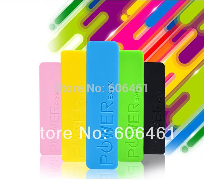 Sample Order 30sets=90pcs Portable Mobile Power Bank 2600mAh universal USB External Backup Battery for apple iPhone samsung MP3(China (Mainland))