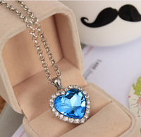 Free shipping Fashion jewelry Star Ocean of the pendant necklace