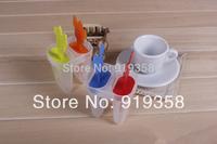 Hot 2PCS/set Cute Mouse face shape Popsicle box DIY Ice Cream Tool Ice Cube Tray Mold Ice Cream Maker  Ice Cream Tubs(ICM-038)