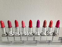 Brand NEW Cosmetics makeup Rouge lipstick LIP STICK 20 colorS (20  pcs/lot) Free Shipping!!