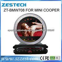 ZESTECH Car dvd Gps for BMW Mini Cooper R55 R56 R57 R58 R59 R60 DVD GPS Navigation