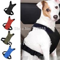 3Sizes Pet Dog Safety Seat Belt Vehicle Car Harness Adjustable Multifunctional