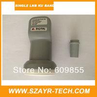 5pcs* Universal Ku-Band Single LNB for Satellite receiver LNBF ku-band for free ship by China post