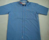 Simms shirt anti-uv quick-drying short-sleeve shirt