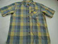 Simms anti-uv quick-drying short-sleeve shirt fishing services