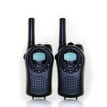 Free shipping one pair T 668 mini pocket PMR walkie talkie