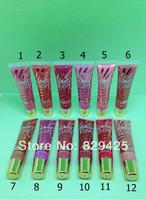 Wholesale Cosmetic Brand Makeup HOT LIP GLOSS 12 PCS /LOT