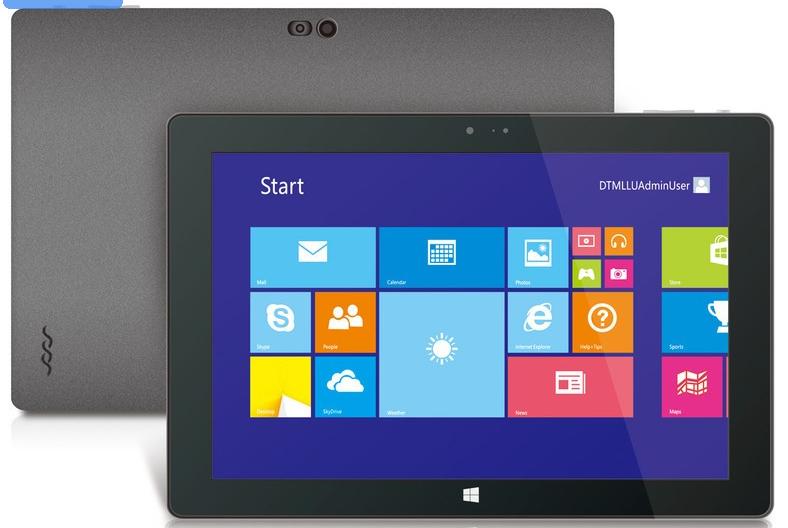 "New arrival Yuandao/Vido W10 Windows 8.1 10.1"" Intel Z3770 Quad core 2.4GHz Tablet PC 2GB/32GB HDMI Bluetooth WIFI Free Shipping(China (Mainland))"