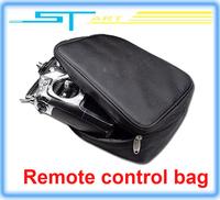 Free shipping Remote control radio transmitter bag pouch for devo7 7E Devo8s Devo10 Devo12S fpv RC helicopter drone quadcopter