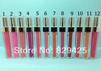 Wholesale Cosmetic Brand Makeup HOT KISSES BRILLANT  LIP GLOSS 12 PCS /LOT