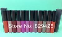 Wholesale Cosmetic Brand Makeup HOT nourish LIP GLOSS 12 PCS / LOT
