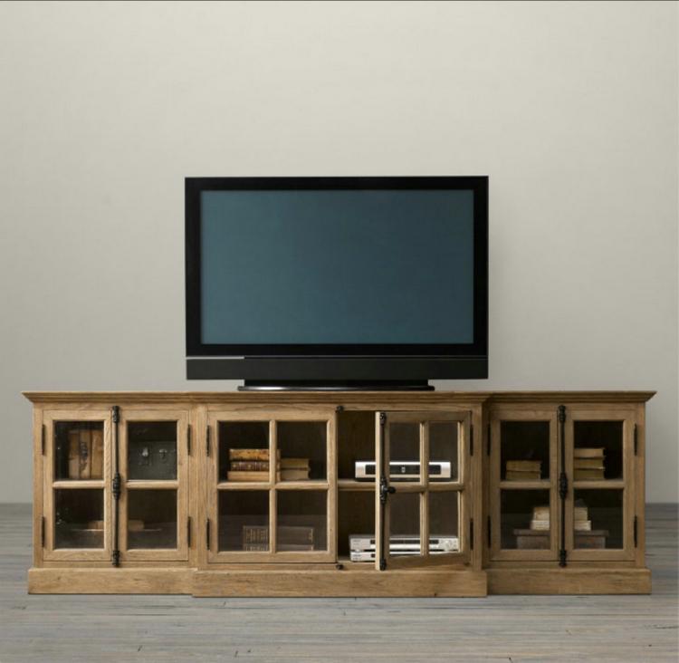 Online kopen wholesale tv kast hout uit china tv kast hout groothandel - Mode stijl amerikaans ...