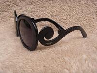New arrival spr27n fashion sunglasses black sunglasses