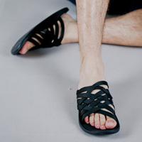 Vietnam shoes summer word slippers Men slippers male flip slippers male slippers