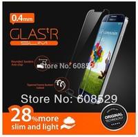 For Galaxy SIV 9H 0.4MM Screen SPIGEN SGP Screen Protector GLAS.tR SLIM Premium Tempered Glass Film For Samsung Galaxy S4 i9500