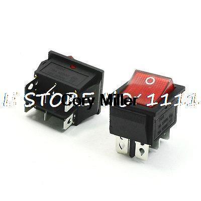 Кулисный переключатель 16A/250VAC 20 /125VAC 6 DPDT