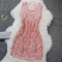 new 2015 cute embroidery lace women summer dress, women dress,sexy casual summer dresses