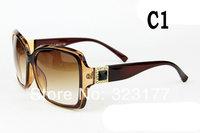 6PCS Woman Brand Designer Sunglasses Female Fashion Sun Glass Lentes Oculos Mirrors Gafas de sol mujer Lunettes Sonnenbrille