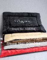 Hot !!! Free Shipping Hot waterproof Sell Cute Soft Warm Towel English alphabet Pet Puppy Dog Cat Fleece Blanket Mat Pad Cushion