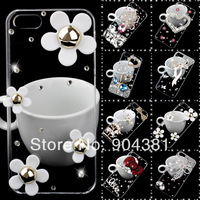 3D Rhinestone Luxurious Bling Diamond Crystal Hard Case Cover ForSamsung Infuse 4G i997 AT&T Free shipping