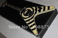Custom guitar black 100% good quality # 026