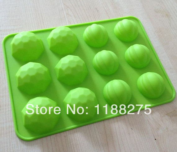 Ball Mold Candle Silicone Mold Candle Candy