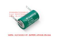 VARTA CR1/2AA S ST 6127301301 SOLDER TAG