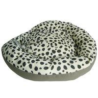 Free Shipping Wholesale 1PCS Leopard Grain PP cotton warm pet products Pet Dog Bed Cat Bed