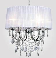 2014 New Arrival Modern crystal lamp restaurant lamp crystal pendant light lighting study light child real luminaire