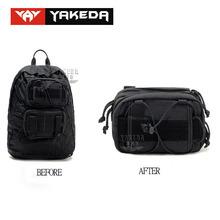fold backpack promotion