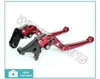 1 set CNC Racing Long Straight Brake Clutch Levers adjuster Lever for KAWASAKI ER-6N ER 6N 2009 2010 2011 2012 2013 2014