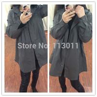 trench coat for women thin overcoat manteau femme abrigos mujer casual dress desigual women 100% cotton ,B1768