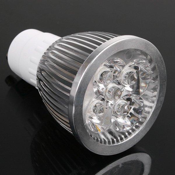 500PCS GU10 GU5.3 E27 E14 MR16 15W 5*3W High power LED lamp warm cool white DC12V 110 220V 240V(China (Mainland))