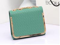 Fashion women's handbag shoulder bag small messenger bag chain bag