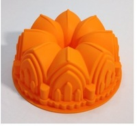 Big Crown Shape Food Silicone Cake Mold Birthday Cake Bakeware Cake Decorating Silicone Tools