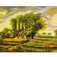 Digital oil painting 40 50 digital painting diy digital oil painting hand painting