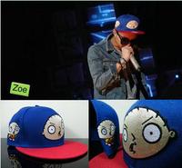 Free Shipping Wholesale G - dragon hip-hop cap cute cartoon leisure hat summer caps for men and women