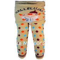 5 pcs/lot BUSHA Baby Pants kids Baby Clothing Leggings Cotton PP Pants Baby Pant Kids' Legging PB4