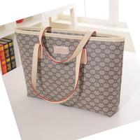 50 women's handbag shoulder bag handbag quinquagenarian bags gift nappy bag Women big bags