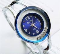 2014 New Women's Watch   Scroll Rhinestone Fashion Watches   Multi-slice quartz bracelet watch