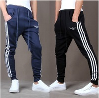 Hot Men Baggy Harem Training Jogging Sweat Pants Dance Skinny Trousers Slacks