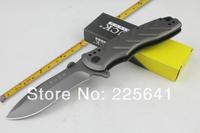 Bucke C39 3Cr13 Blade Sheet Steel Handle Folding Blade Knife,Camping Outdoor Knife,Hunting Milti Tools.New