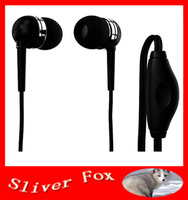 FREE SHIPPING MM50 in-ear earphone,MM50 earphone for Mobile,MP3,MP4 with Retail Box Gift New