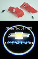 Original Door light replace!! For Chevrolet Epica specify door logo light projector, Ghost Shadow welcome light laser lamp