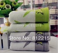 100% bamboo beach fibre towel face towels