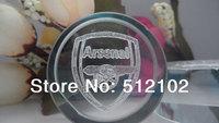Creative Fans Souvenirs Collectibles Champions League Clubs ARS Team Logo Crystal Wax Seal