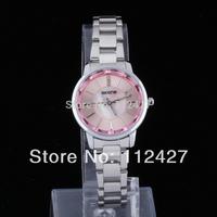 TL027-Skone famous brand watch Fashion Men women quartz watch stainless steel band-Free shipping