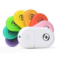 Portable 360 Latest Generation of Wifi 2 Mini Wireless Router Access Point Wireless Bridge Usb Wifi (Assorted Colors)