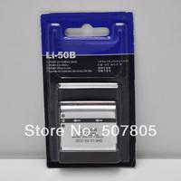 10PCS/LOT High quality 925mAh Camera Battery Li-50B Li50B Li 50B for OLYMPUS Stylus 1000 Series u 1010 SP-800UZ Free shipping