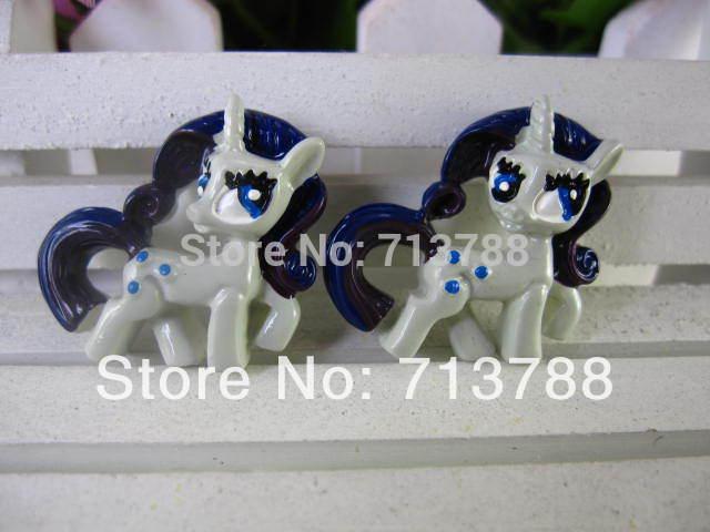 flat back resin Bao Lima for phone decoration 30pcs/lot(China (Mainland))